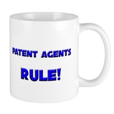 Patent Agents Rule! Mug