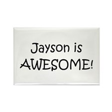 Cool Jayson Rectangle Magnet