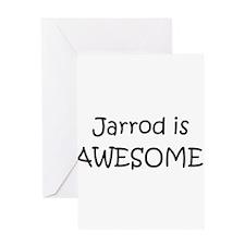 Cool Jarrod's Greeting Card