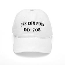USS COMPTON Baseball Cap