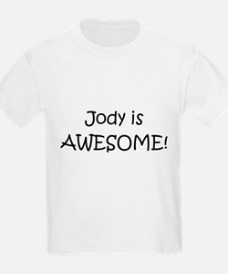 Cute Jody is awesome T-Shirt