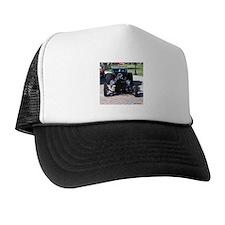 BLACK HOT ROD Trucker Hat