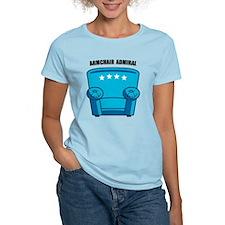 Armchair Admiral T-Shirt