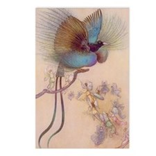 Bird of Paradise Postcards (Package of 8)