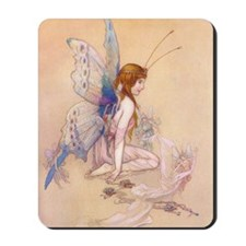 Fairies Flew In Mousepad