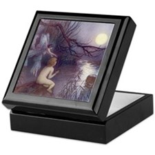 Moonlight Keepsake Box