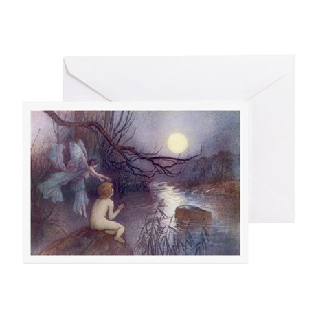Moonlight Greeting Cards (Pk of 10)