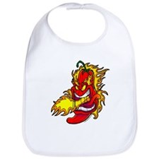 Red Hot Chili Peppers Bib
