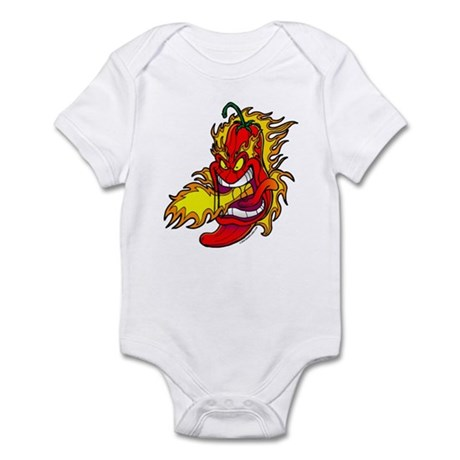 Red Hot Chili Peppers Infant Creeper