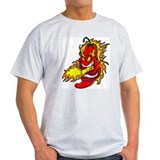 Chili pepper Mens Light T-shirts