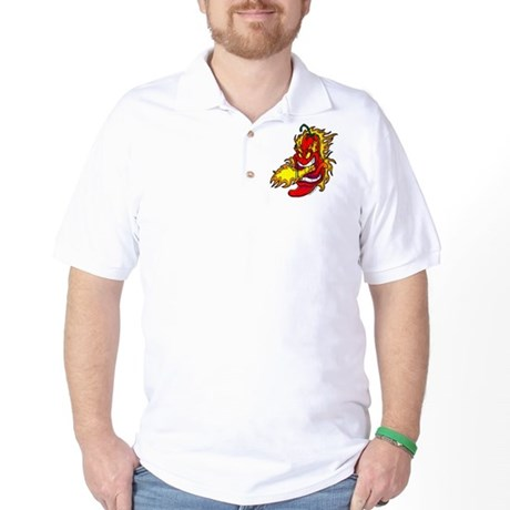 Red Hot Chili Peppers Golf Shirt