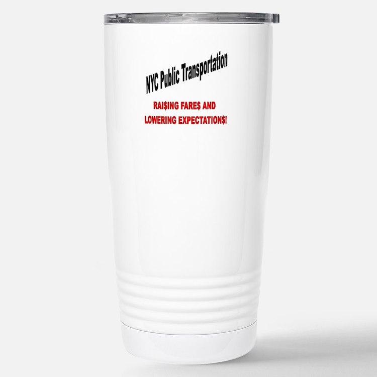 Raising Fares Travel Mug