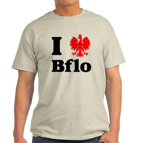 I Polish Eagle Bflo Light T-Shirt