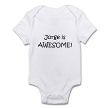 Cute Jorge Infant Bodysuit
