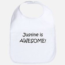 Unique Justine Bib