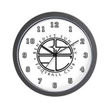 Official Benedict Sunday FC Wall Clock