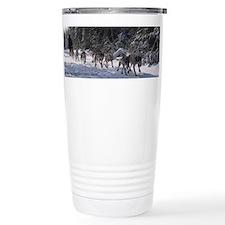MCK Racin Siberians Travel Mug