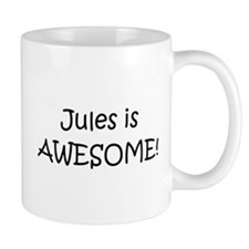 Jules name Mug