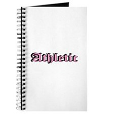 """""""Athletic"""" Journal"""