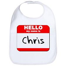 Hello my name is Chris Bib