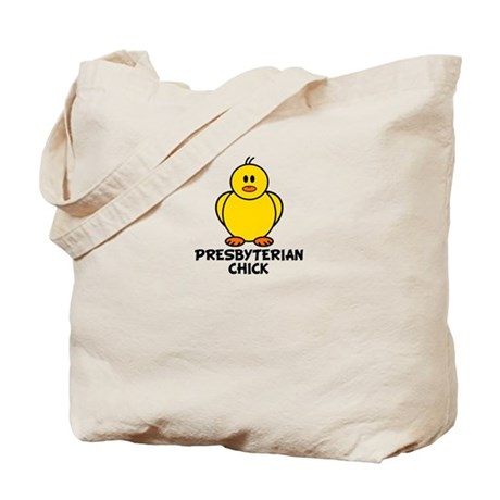 Presbyterian Chick Tote Bag