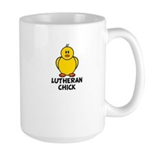 Lutheran Chick Coffee Mug