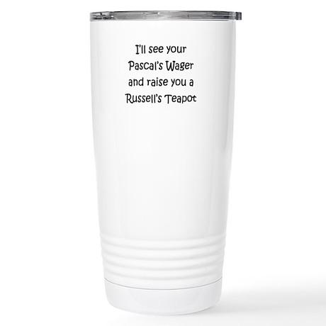 Russell's Teapot Stainless Steel Travel Mug