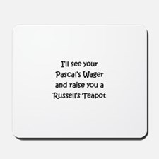 Russell's Teapot Mousepad