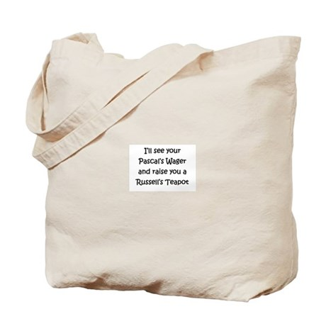 Russell's Teapot Tote Bag