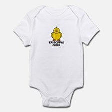 Episcopal Chick Infant Bodysuit