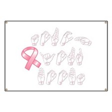 Touch your /Breast Cancer Awa Banner