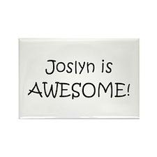 Cool Joslyn Rectangle Magnet