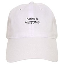 Cute I love karima Baseball Cap