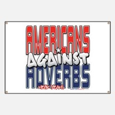 Americans Against Adverbs [SW Banner