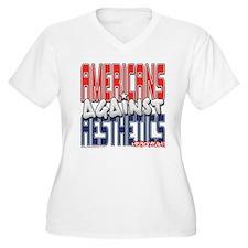 Americans Against Aesthetics T-Shirt