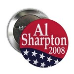 Al Sharpton for President 2008 Button