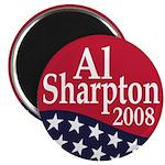 Al Sharpton President 2008 Magnet