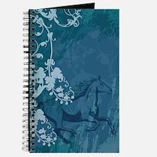 Mystic Garden Horse Journal