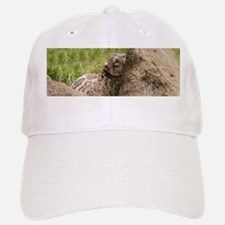 Snow Leopard B001 Baseball Baseball Cap