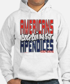 Americans Against Apendices [ Hoodie