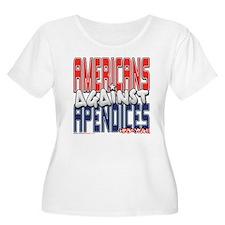 Americans Against Apendices [ T-Shirt
