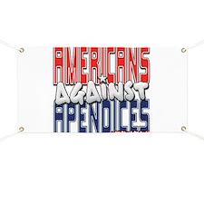 Americans Against Apendices [ Banner