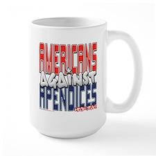 Americans Against Apendices [ Mug