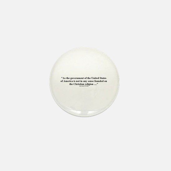 John Adams Mini Button (100 pack)