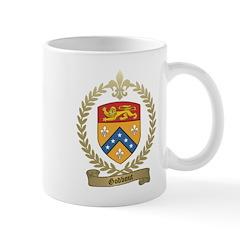 GODBOUT Family Crest Mug