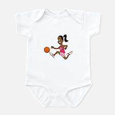 Dribble Infant Bodysuit