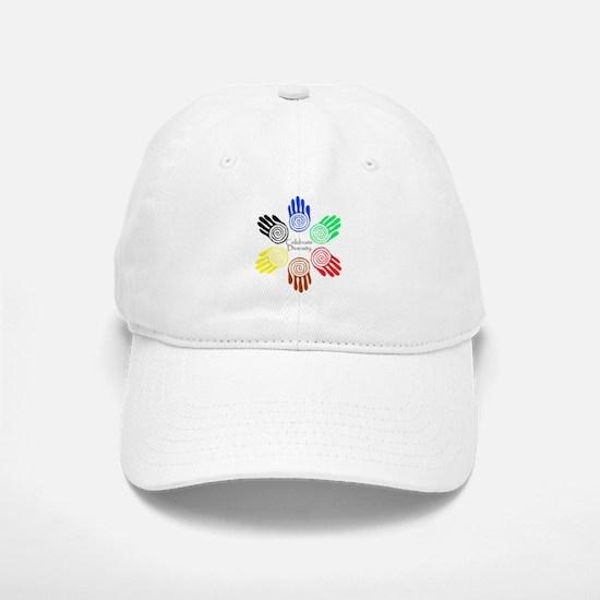 Celebrate Diversity Circle Cap