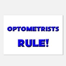 Optometrists Rule! Postcards (Package of 8)