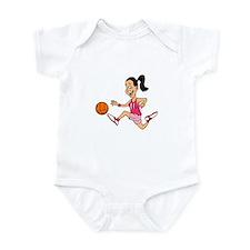 Dribbling Infant Bodysuit