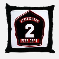 FD2 Throw Pillow